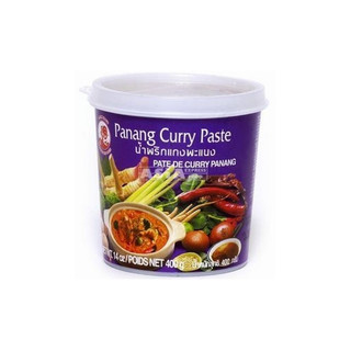 Currypaste Panang, Cock, 400 gr.