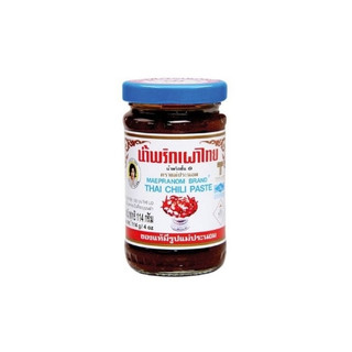 Chilipaste in Öl, Thai Chili Paste, 114 gr.